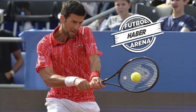 Novak Djokovic koronavirüse yakalandı! Yasak dinlememişti