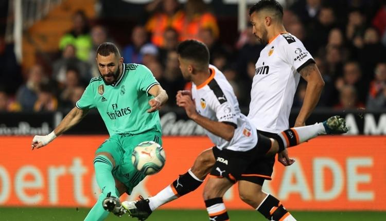 Real Madrid - Valencia maçı canlı izle (Spor Smart canlı şifresiz yayın)