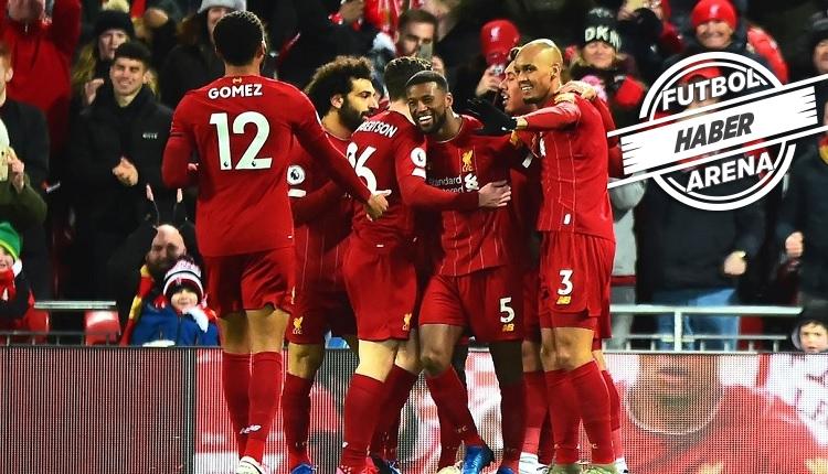 Şampiyon Liverpool! 30 yıllık hasret sona erdi