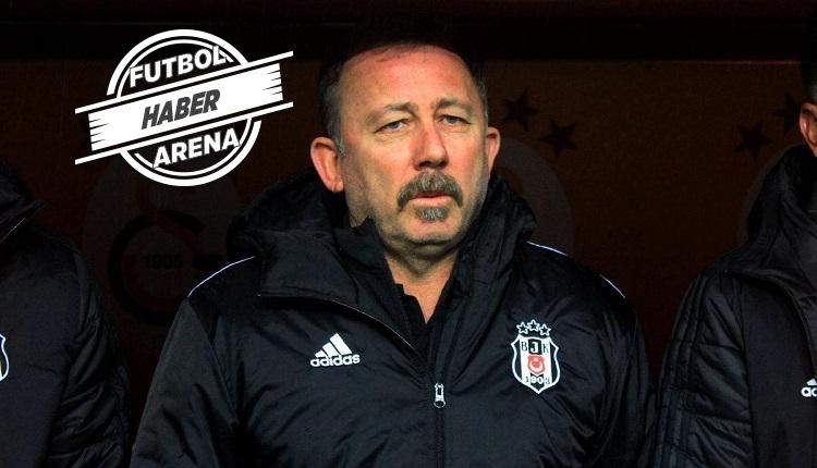 Sergen Yalçın'dan maç sonu dikkat çeken sözler!