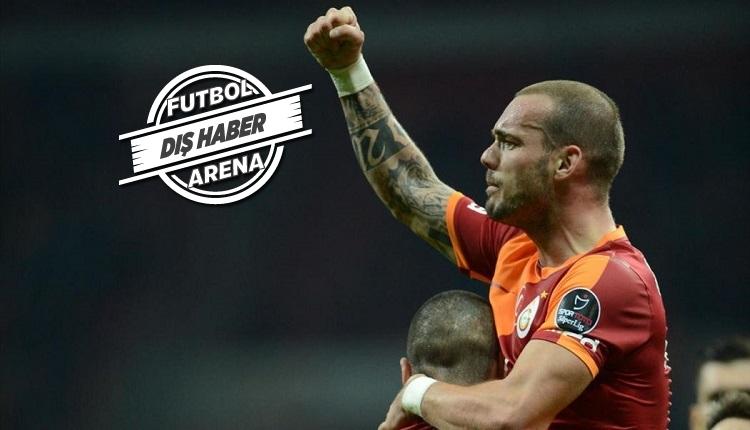 Wesley Sneijder yeniden futbolda! Proje teklifi
