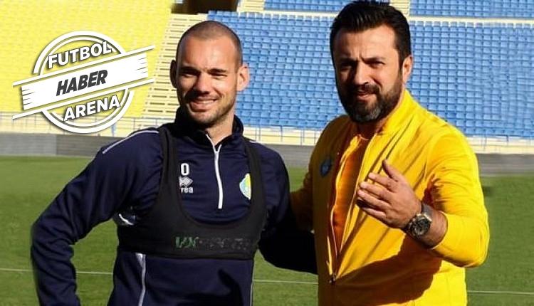 'Sneijder koşa koşa Galatasaray'a gelir'