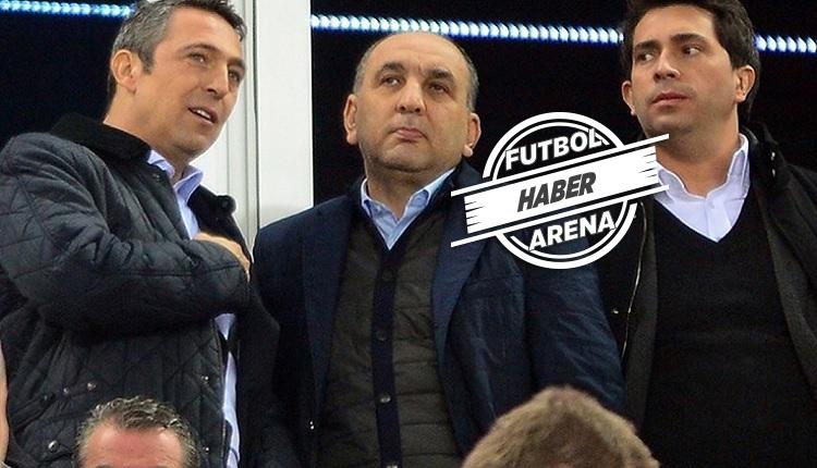 Son dakika! Fenerbahçe, Ali Koç ve Semih Özsoy PFDK'da!
