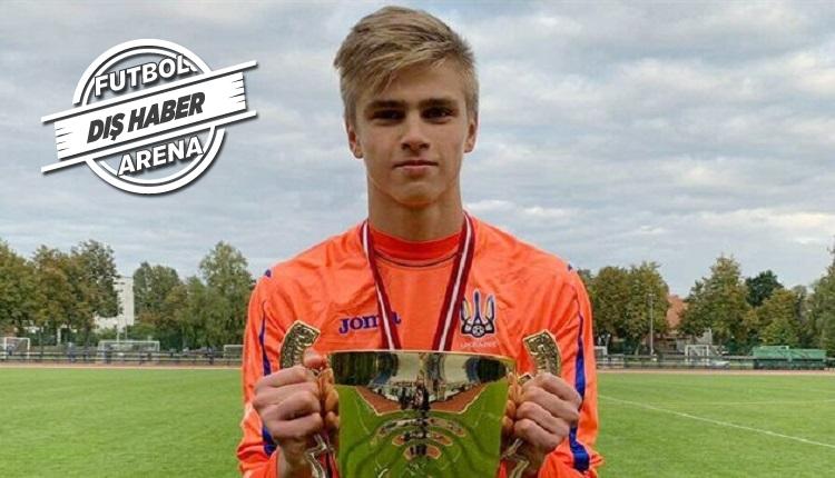 Tarihe geçen kaleci Isenko! 16 yaşında ilk maçında 3 penaltı kurtardı