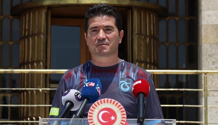 Trabzon Milletvekili Ahmet Kaya: 'Emeğimizin çalınmasından bıktık!'
