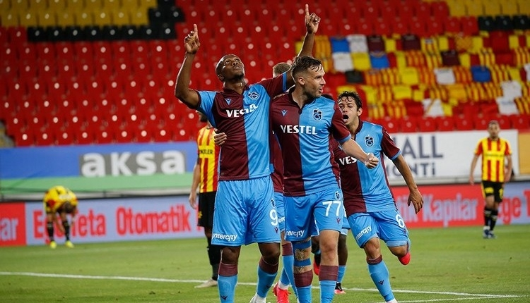 Trabzonspor'dan son 16 yılın en iyi performansı