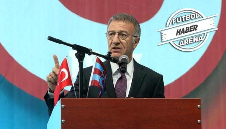 Trabzonspor'un cezası sonrası: