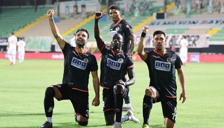 Türkiye Kupası'nda finalin adı Trabzonspor - Alanyaspor