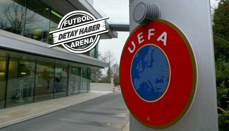 UEFA'dan en çok men cezası alan ülke Türkiye!