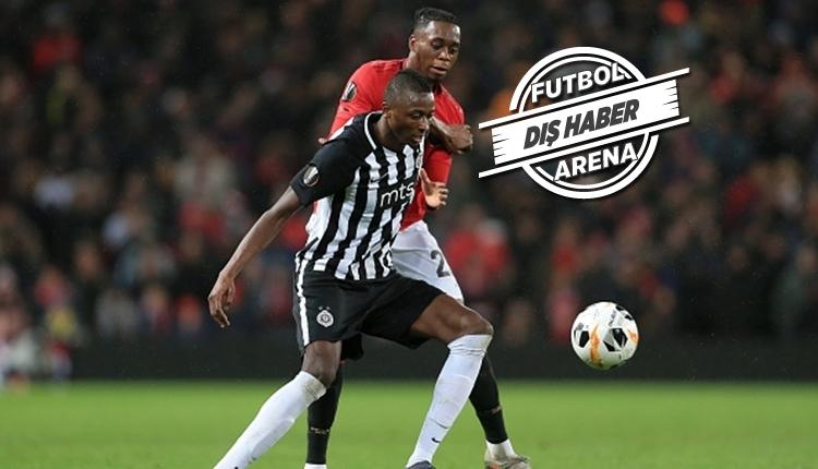 Umar Sadiq'în Beşiktaş'a transferinde flaş gelişme!