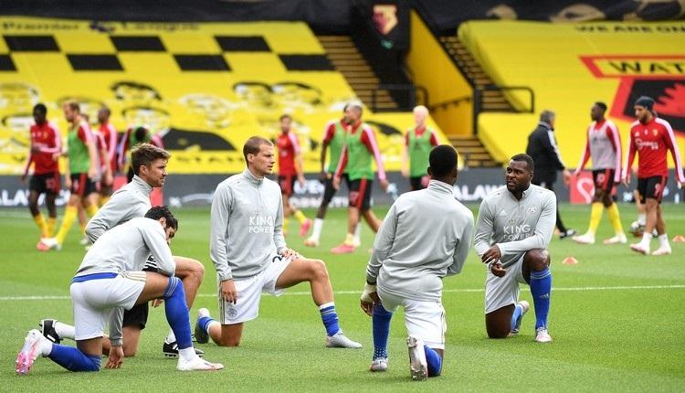 Watford Leicester City canlı şifresiz İZLE (S Sport canlı yayın)