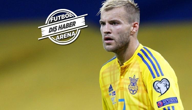 Yarmolenko'nun menajerinden flaş Fenerbahçe açıklaması