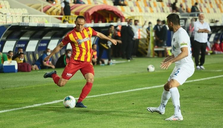 Yeni Malatyaspor 1-2 Kasımpaşa maç özeti ve golleri (İZLE)
