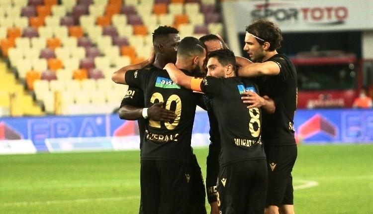 Yeni Malatyaspor 2-1 Göztepe maç özeti ve golleri (İZLE)
