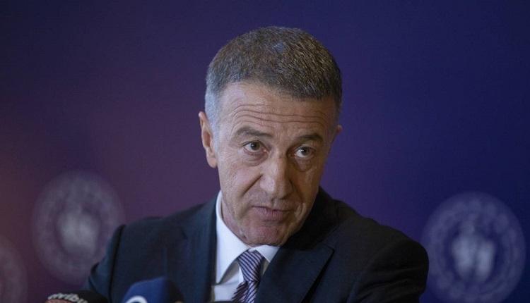 Ahmet Ağaoğlu'ndan teknik direktör ve CAS açıklaması