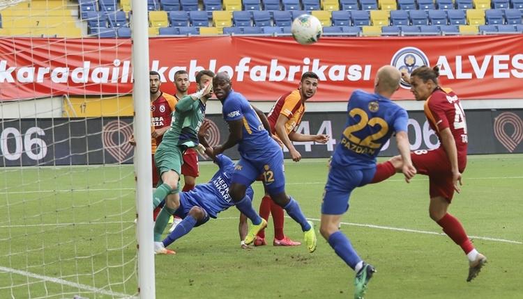 Ankaragücü 1-0 Galatasaray maç özeti ve golü (İZLE)