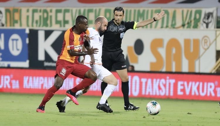 Aytemiz Alanyaspor 4-1 Galatasaray maç özeti ve golleri (İZLE)