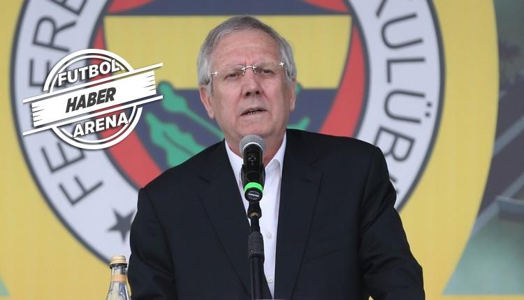 Aziz Yıldırım: 'Cehennem donana kadar Fenerbahçe