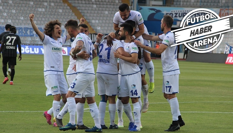 BB Erzurumspor Süper Lig'de!