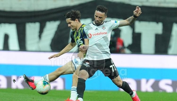 Beşiktaş 2-0 Fenerbahçe maç özeti ve golleri (İZLE)