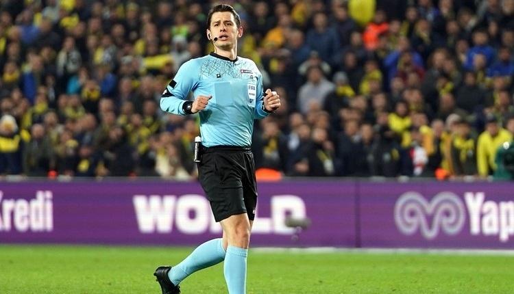 Beşiktaş - Fenerbahçe derbisi Halil Umut Meler'in