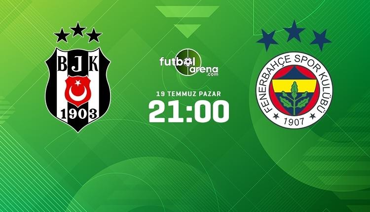 Beşiktaş-Fenerbahçe canlı izle, Beşiktaş-Fenerbahçe şifresiz İZLE (Beşiktaş-Fenerbahçe beIN Sports 1 canlı ve şifresiz İZLE)