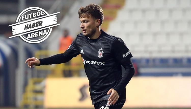 Beşiktaş'ta Adem Ljajic ve Umut Nayir sezonu kapattı