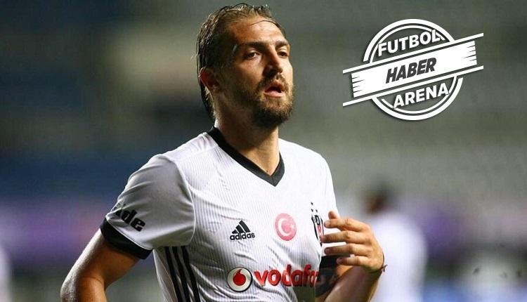 Beşiktaş'ta bir veda daha! Caner Erkin ayrılma kararı aldı