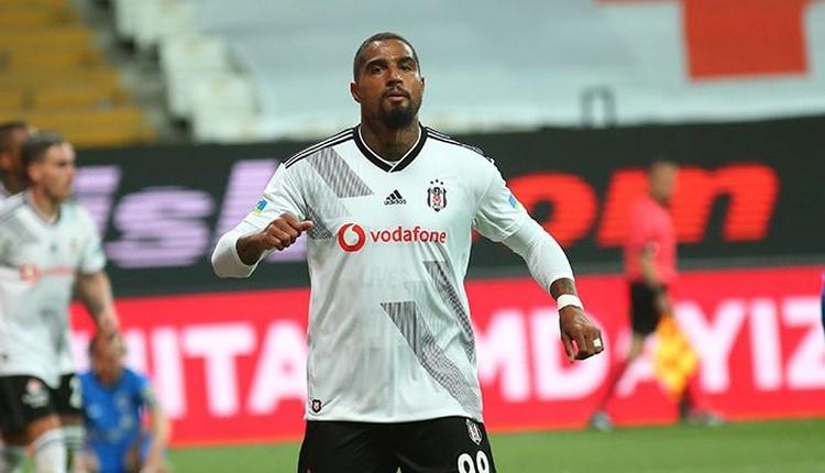 Beşiktaş'ta Boateng için sakatlık açıklaması
