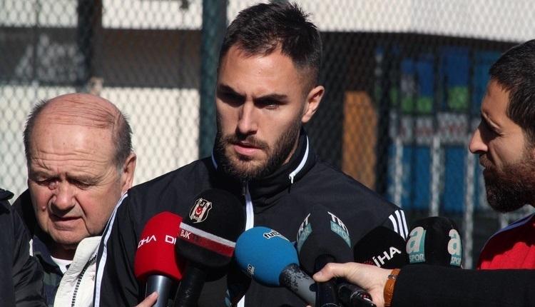 Beşiktaş'ta Victor Ruiz sözleşmesini feshetti