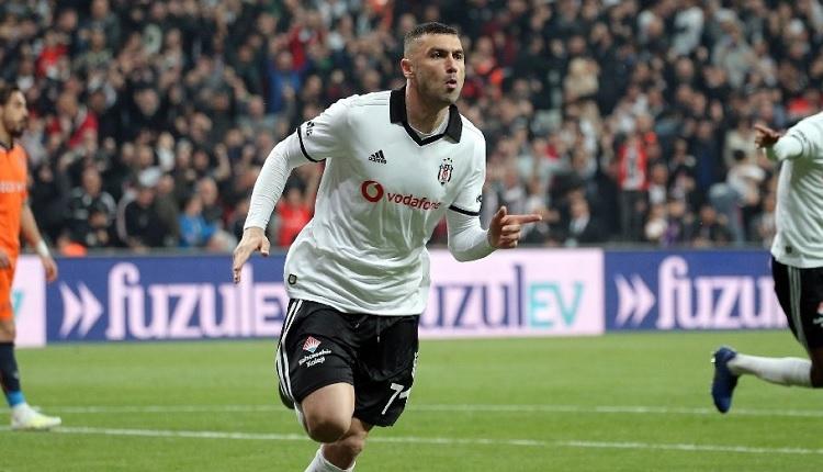 Beşiktaş'tan Burak Yılmaz'a transfer izni