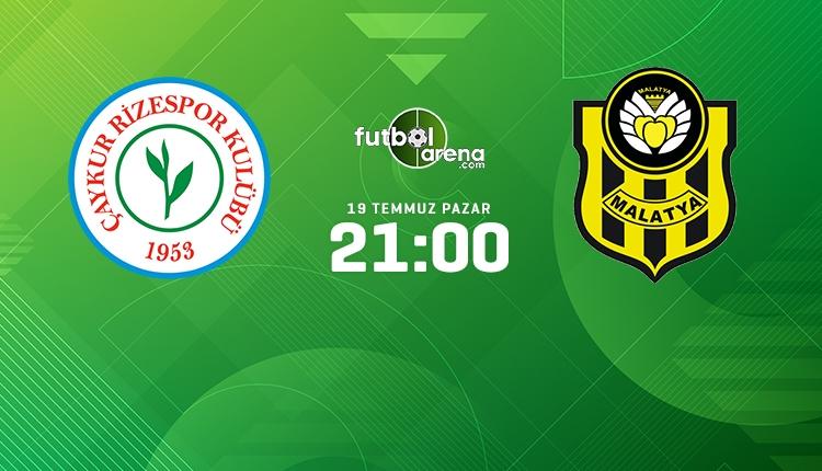 Çaykur Rizespor - Yeni Malatyaspor canlı izle (beIN Sports Max 1 şifresiz ve canlı yayın)