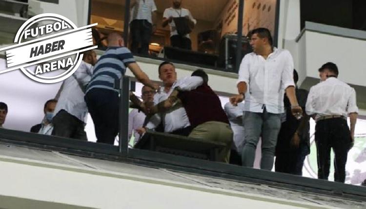 Denizli'de olay! Başkan Ali Çetin çıldırdı!