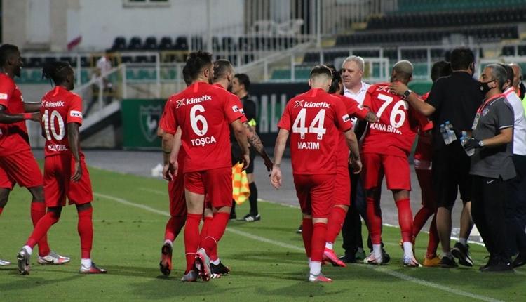 Denizlispor 0-1 Gaziantep FK maç özeti ve golü (İZLE)