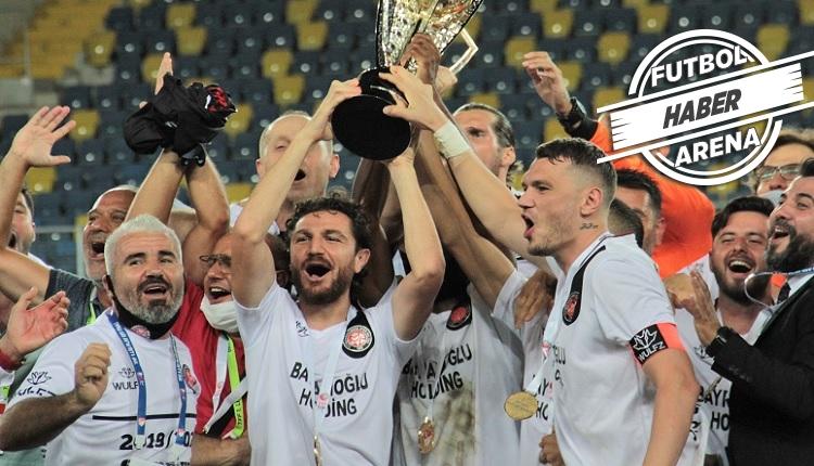 Fatih Karagümrük Süper Lig'de! 36 yıllık hasret bitti