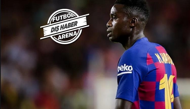Fenerbahçe ve Barcelona masada! Moussa Wague transferi