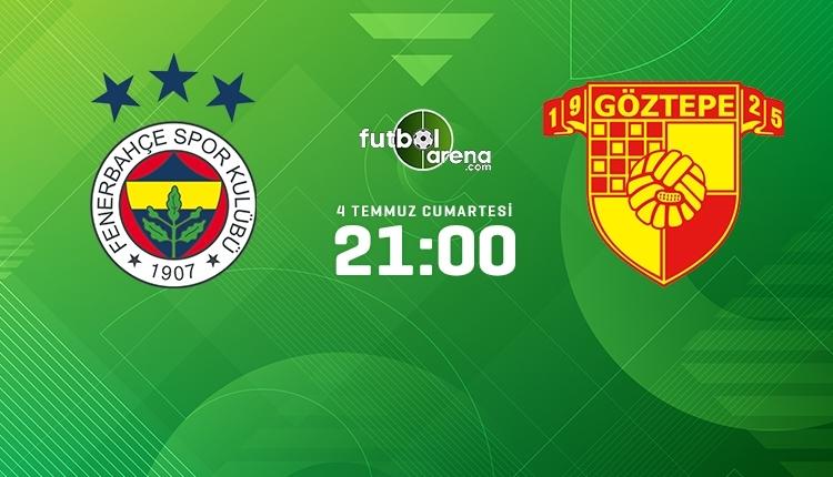 Fenerbahçe-Göztepe canlı izle, Fenerbahçe-Göztepe şifresiz İZLE (Fenerbahçe-Göztepe beIN Sports canlı ve şifresiz İZLE)