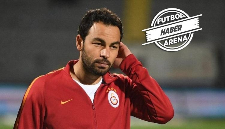 Selçuk İnan futbolu bıraktı! 'Fatih Terim'in ekibine katıldı
