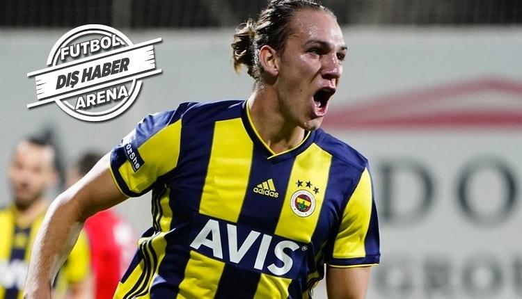 Frey'den Fenerbahçe sözleri: