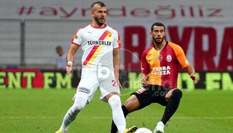 Galatasaray 3-1 Göztepe maç özeti ve golleri (İZLE)