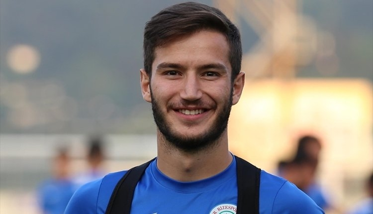Galatasaray Oğulcan Çağlayan'la 4 yıllığına anlaştı