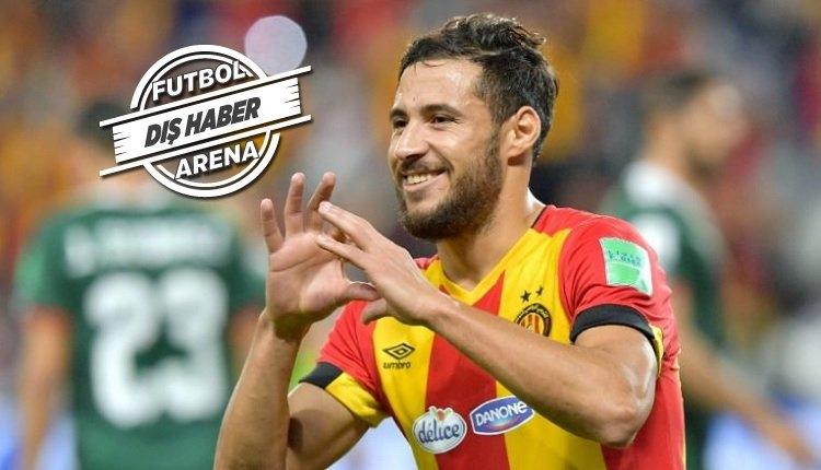 Galatasaray Youcef Belaili için temasları yoğunlaştırdı