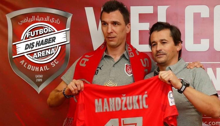 Galatasaray'a yazılan Mandzukic için transfer iddiası