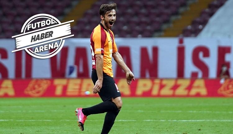 Galatasaray'da ilklerin gecesi! Böylesi görülmedi
