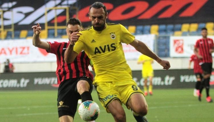 Gençlerbirliği 1-1 Fenerbahçe maç özeti ve golleri (İZLE)