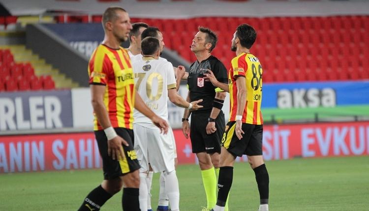 Göztepe 2-2 Ankaragücü maç özeti ve golleri (İZLE)