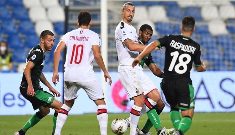 Hakan Çalhanoğlu - Ibrahimovic ortaklığı! 2 asist daha (İZLE)