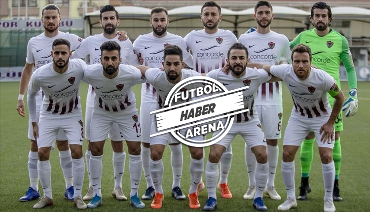 Hatayspor Süper Lig yolunda! TFF 1. Lig Puan durumu