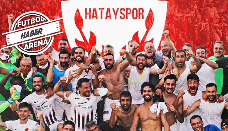 Hatayspor, Süper Lig'de! (TFF 1. Lig maç sonuçları)