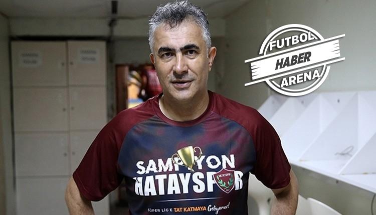 Hatayspor'da Mehmet Altıparmak ile yollar ayrıldı